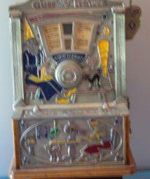 Wizard Comet Gum Fortune Teller Machine