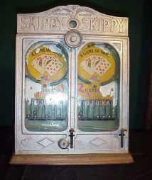 Skippy Double Game Machine