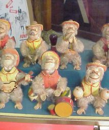 Bimbo Box Monkey Band Jukebox Arcade Automaton