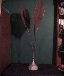 Vintage Saloon Cast Iron Fly Fan
