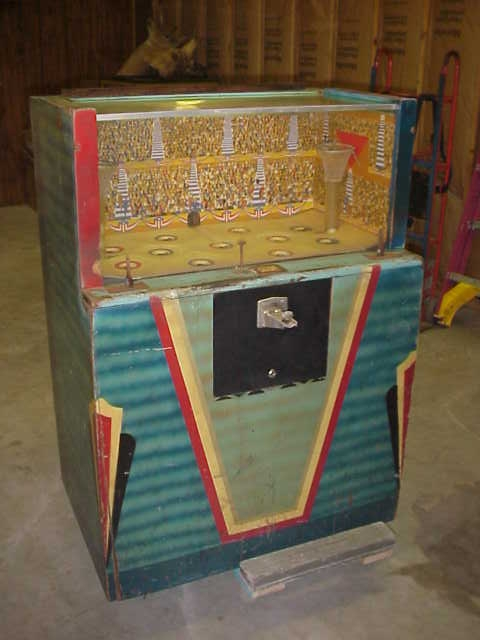 bally 1090 slot machine manual