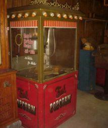 Popcorn Machine, Gold Medal