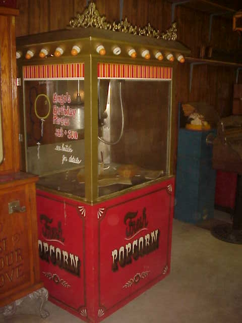 popcorn machine parts gold medal