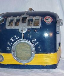 Reel 21 Five Reeler Trade Stimulator