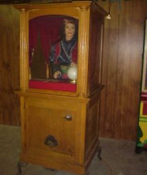 Estrella Gypsy Fortune Teller Machine