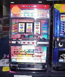 Rainbow Quest Pachislo Slot Machine