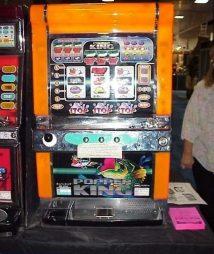Popper King Pachislo Slot Machine