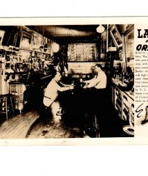 Caille Roulette Floor Gambling Machine Postcard