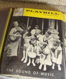 Playbills 17 Vintage Playbill with album March 1959 to July 1960 Great Shows