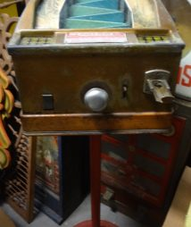 Pike's Peak Trade Stimulator Gum Ball Skill Game