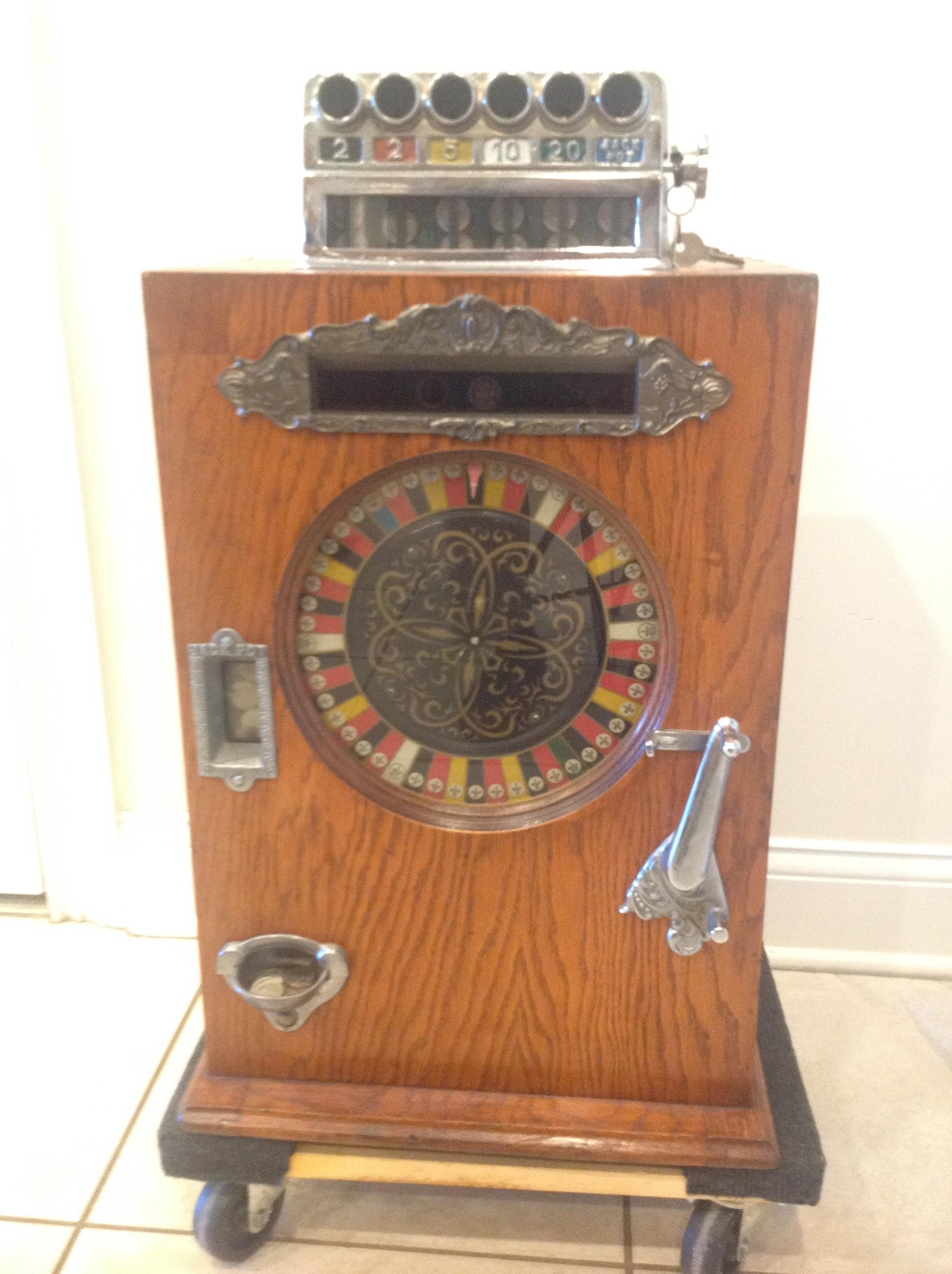watling slot machine parts
