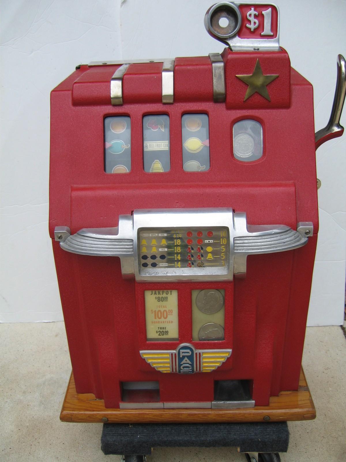 dollar machine