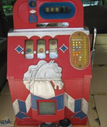 Mills Horse Head bonus slot machine