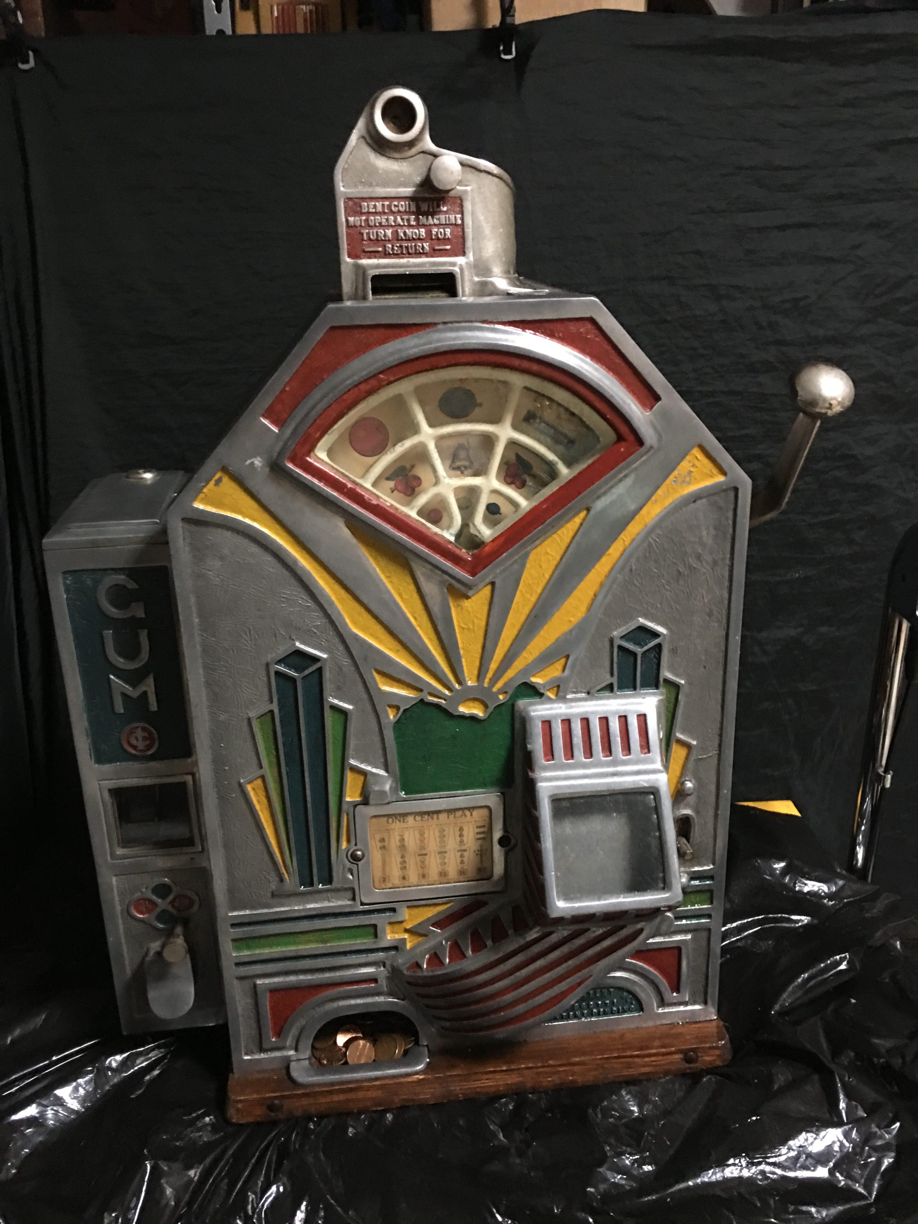 Winstar slot machines