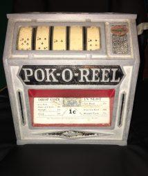 Pok-O-Reel Trade Stimulator 1930s Amusement