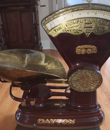 1906 Dayton Antique Mercantile Scale Co.