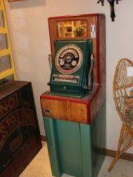 Metal Typer Machine circa 1950's