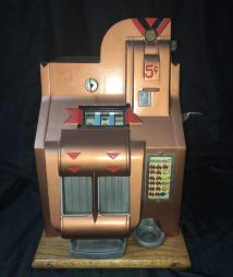 Mills Antique QT Slot Machine