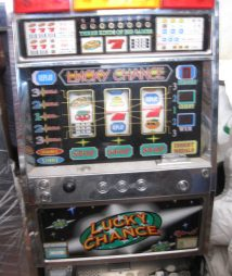 Lucky Chance Pachislo Slot Machine