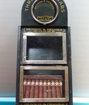Cigar Advertising Case