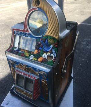 Watling Rol-A-Top Bird of Paradise Slot Machine