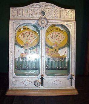 Skippy Double Game Machine