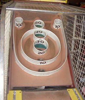 Skee Ball Bowling Machine