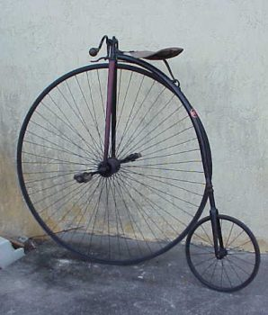 Highwheel Bicycle