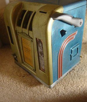 1930s Original One Cent Trade Stimulator