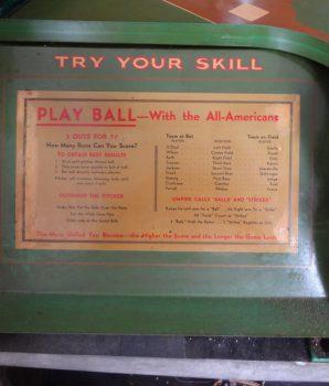Babe Ruth The All American Baseball Game circa 1929-1931