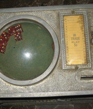 Fey Lucky Spot Midget Dice Gambling Trade Stimulator