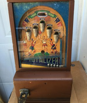Totalizer Basketball Penny Arcade Skill Point Game
