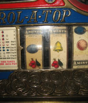 Watling Rol-A-Top Slot 5c Machine