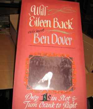 Mutoscope Reel c1895 Will Eileen Back ever Ben Dover? A Rare Silent Classic