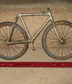 Original Two-Wheeled Bicycle Trade Stimulator