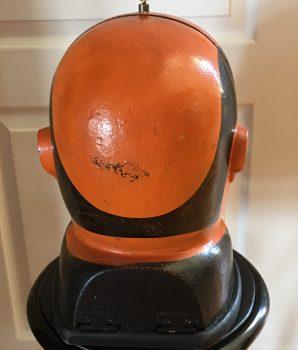 Happy Jap Gum Vending Machine, Cast-Iron Head c1902