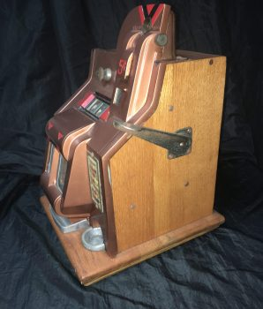 Mills Antique QT Slot Machine
