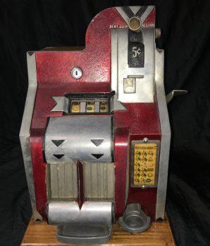 Mills Red Front QT Slot Machine