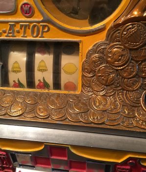 Watling Rol-A-Top Checkerboard Twin Jackpot Slot
