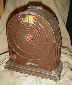 Rare Rockola Radio Wizard Trade Stimulator