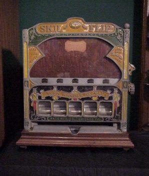 1931 Pace Mfg Skil Flip Trade Stimulator