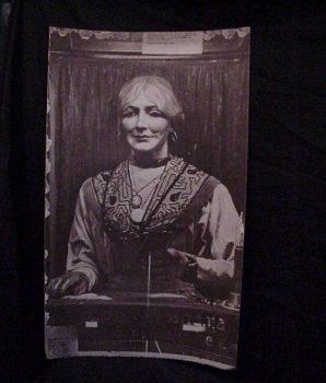 Large Cleveland Grandmother Fortune Teller Poster