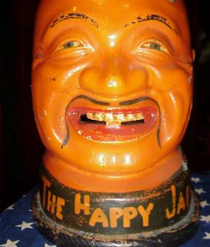 Happy Jap Head