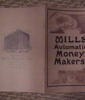 Mills Coin Machine Catalog