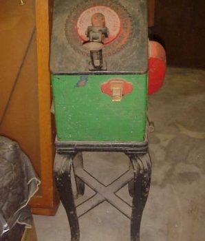 Roover Stamper Arcade Machine