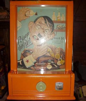 Poison this Rat Arcade Machine