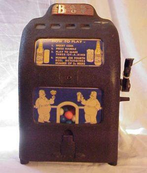 Bar Boy Trade Stimulator