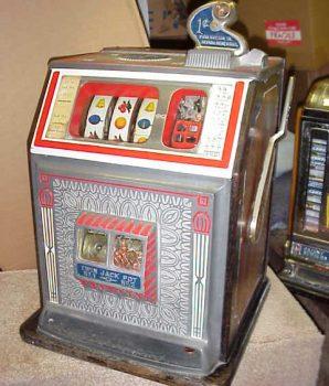 Watling 1 cent Slot Machine