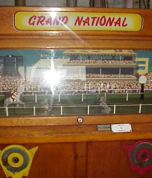 Grand National Horse Race Arcade