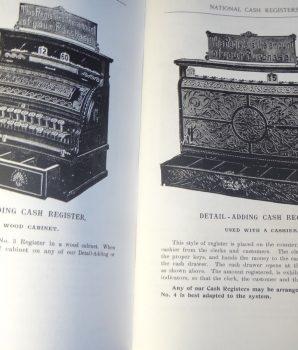 National Cash Register Series Catalog